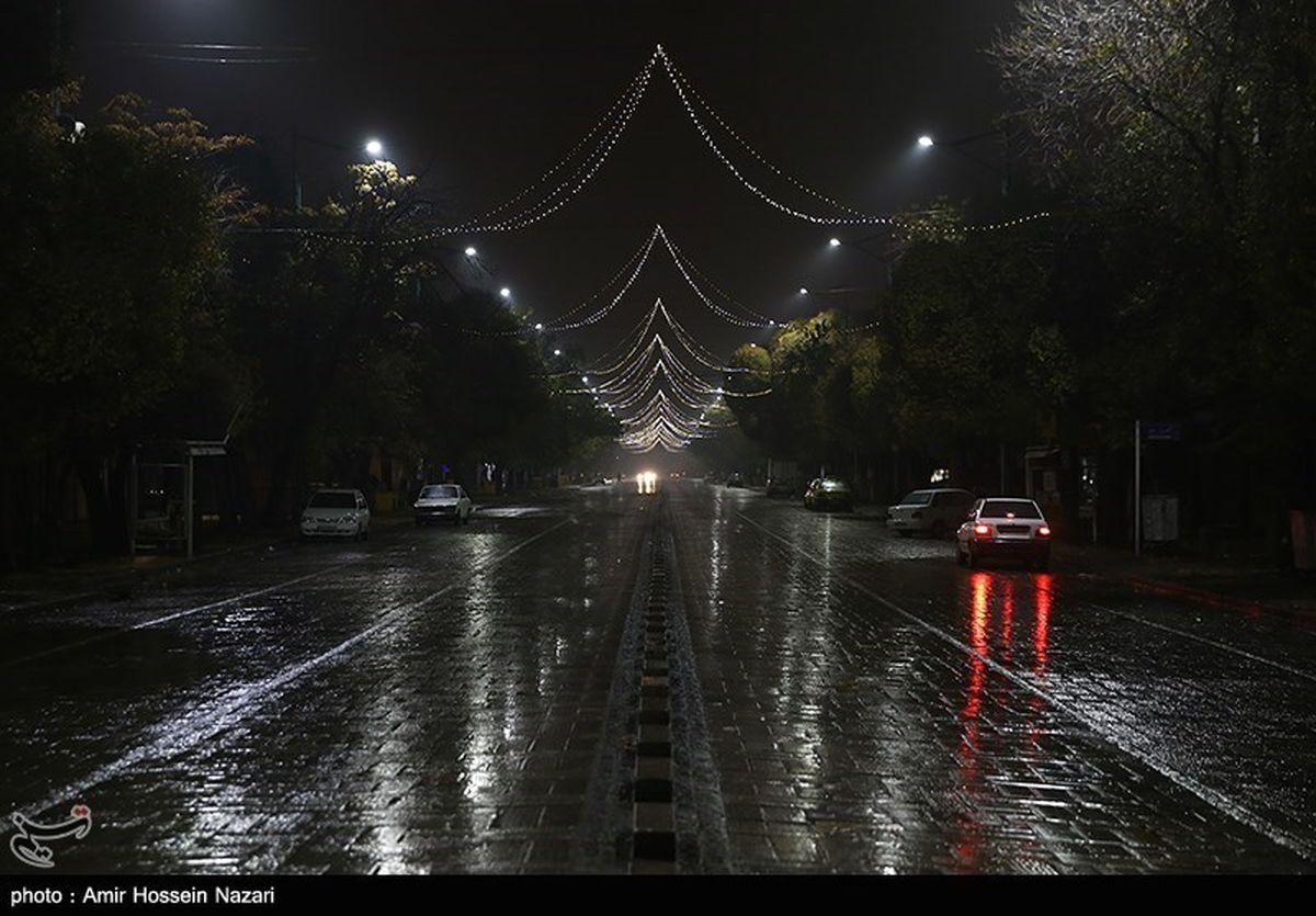 واکنش پلیس به تکرار خاموشیها شبانه در تهران