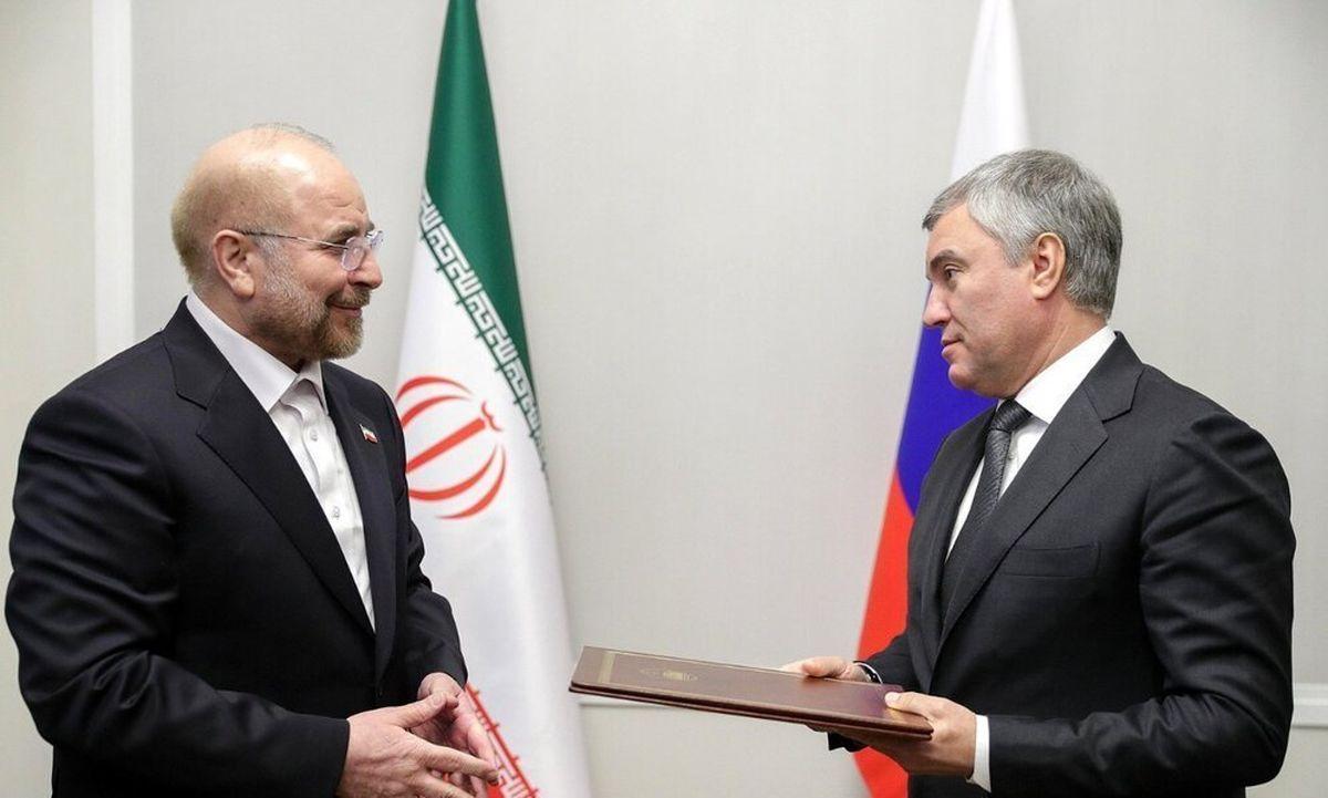 تقویت همکاری منطقهای بین مسکو-تهران