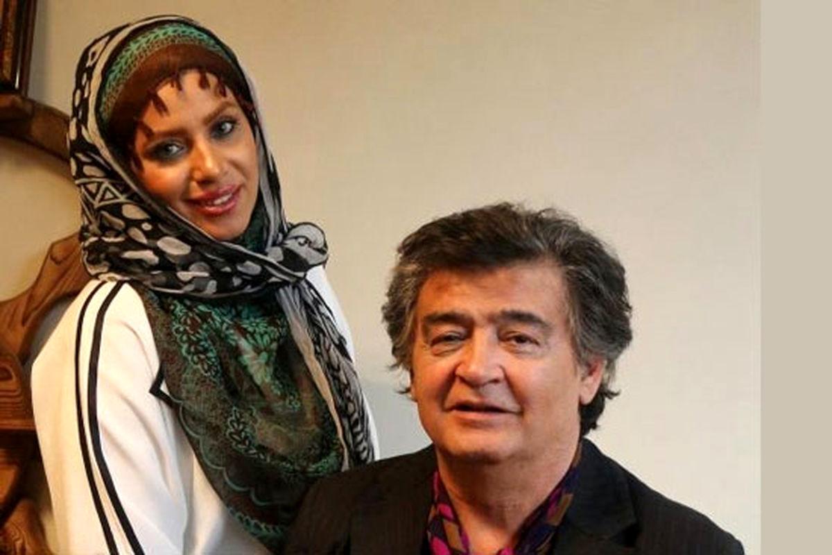عکس جدید رضا رویگری با قهرمان پرورش اندام بانوان + عکس همسر جوان رضا رویگری