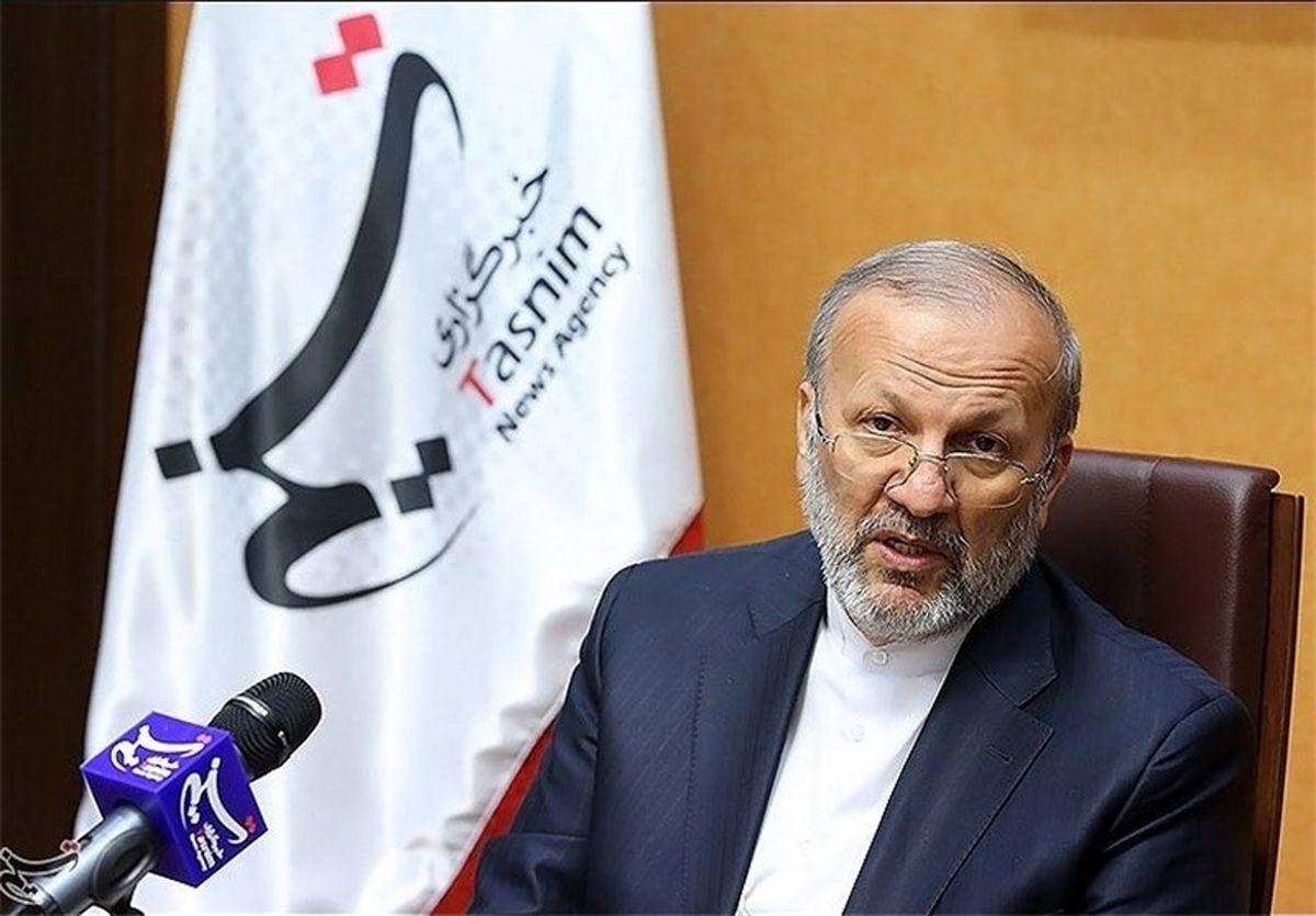 متکی:  لاریجانی کاندیدای ما نیست