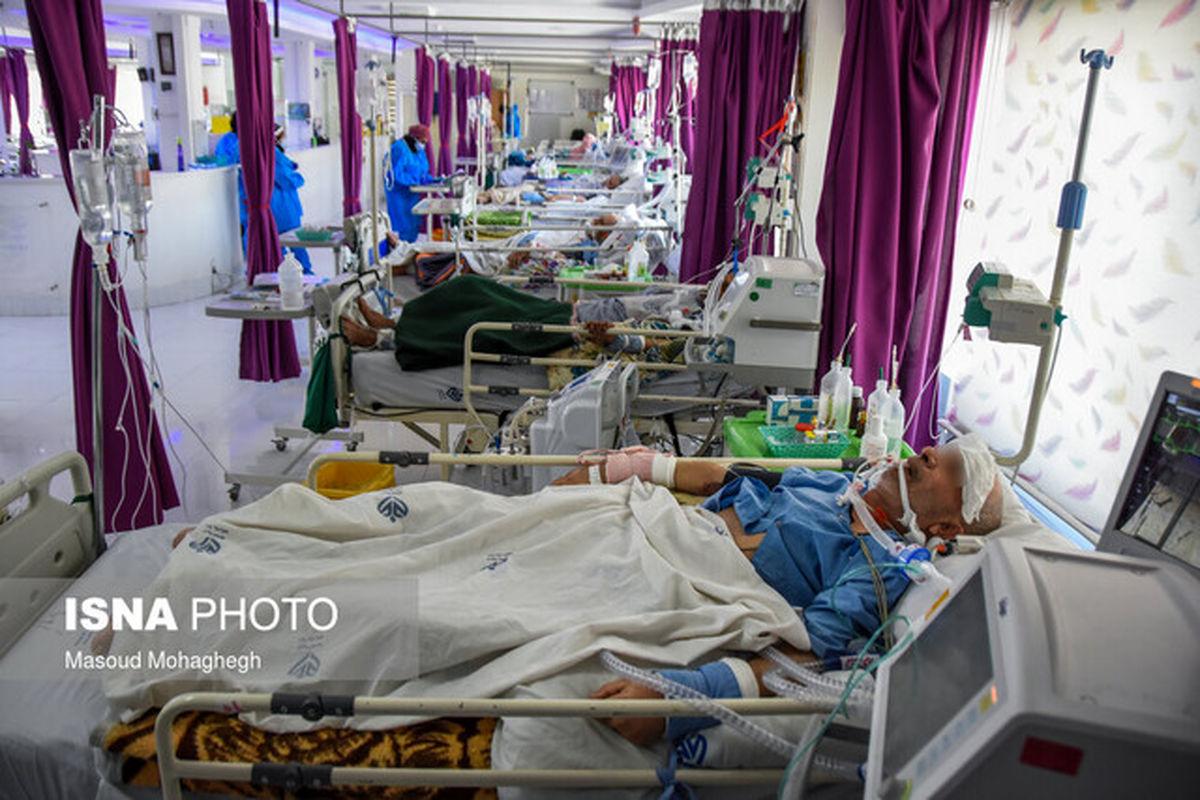 فوت ۴۰۵ بیمار کووید۱۹ در کشور/ تزریق ۵۱۶۸۶۰ دُز واکسن کرونا