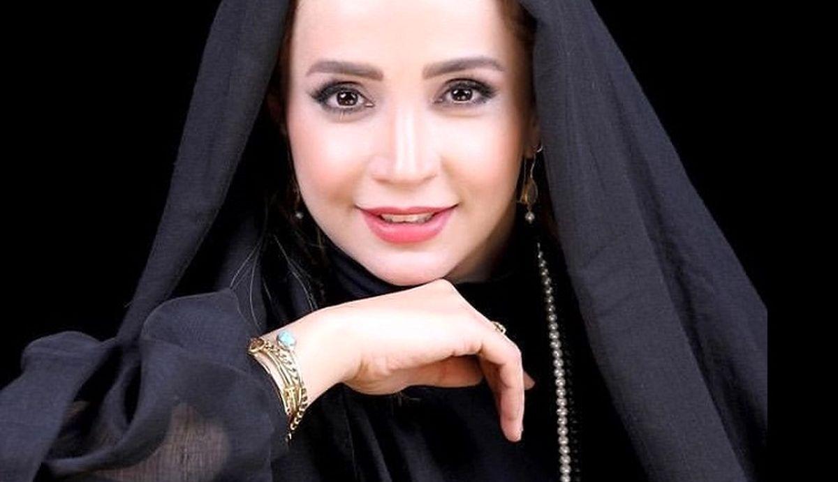 وحشت شبنم قلی خانی روی پل معلق / فیلم