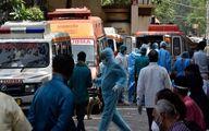 بحران کرونا در هند/ ٣۴۶ هزار ابتلای جدید به کرونا در ٢۴ ساعت!