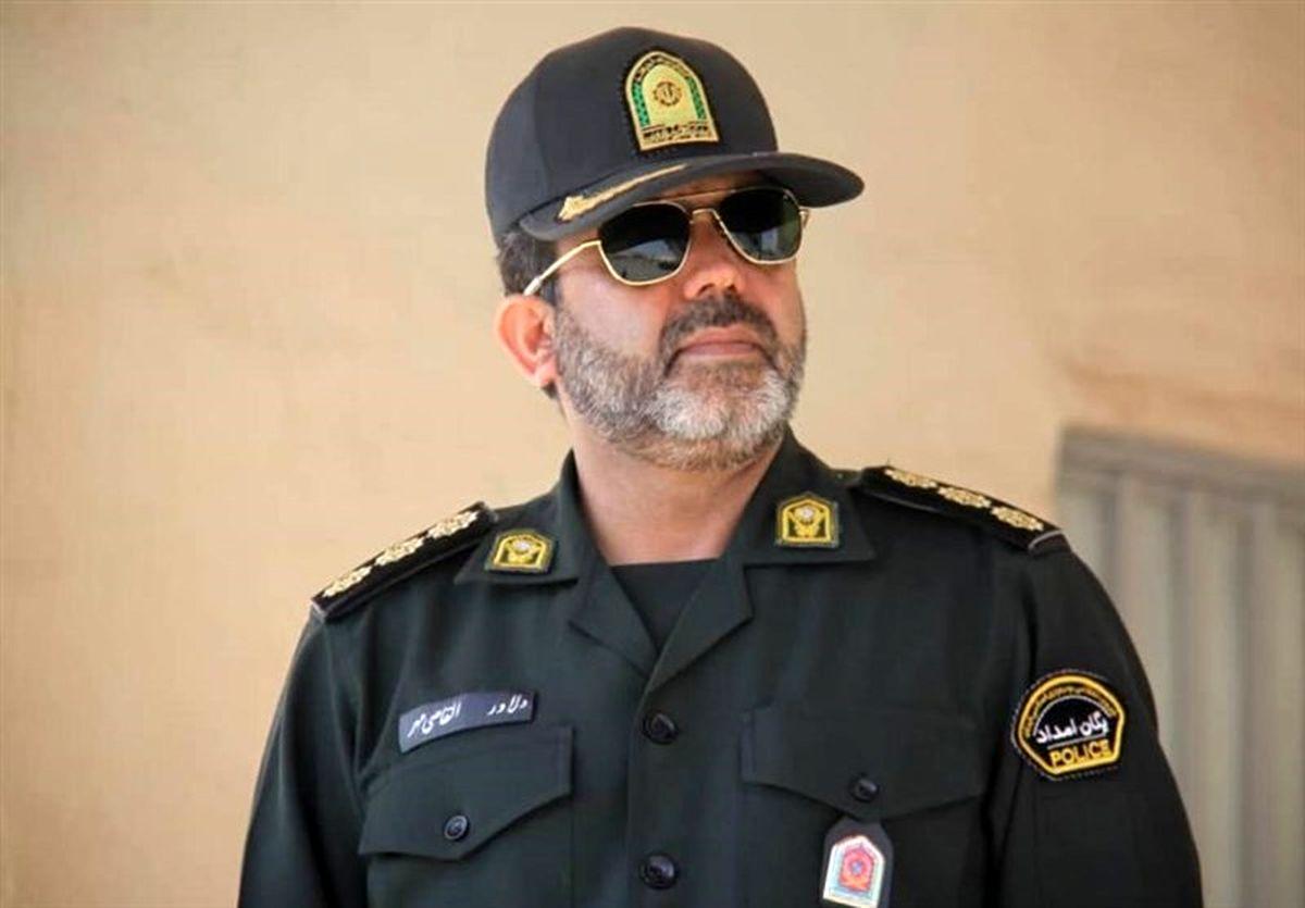 عامل شهادت ماموران ناجا در ایلام بازداشت شد