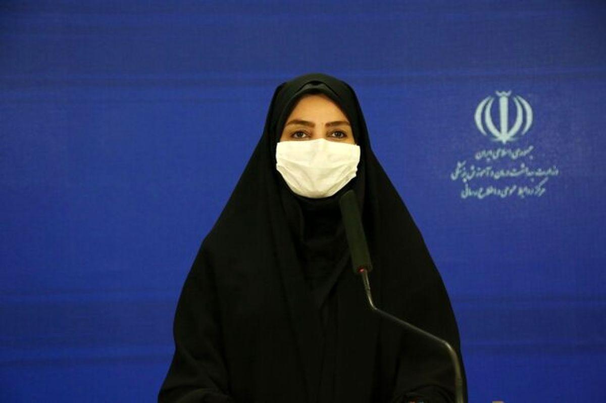 آمار جدید کرونا در ایران/۸۸ بیمار دیگر قربانی شدند