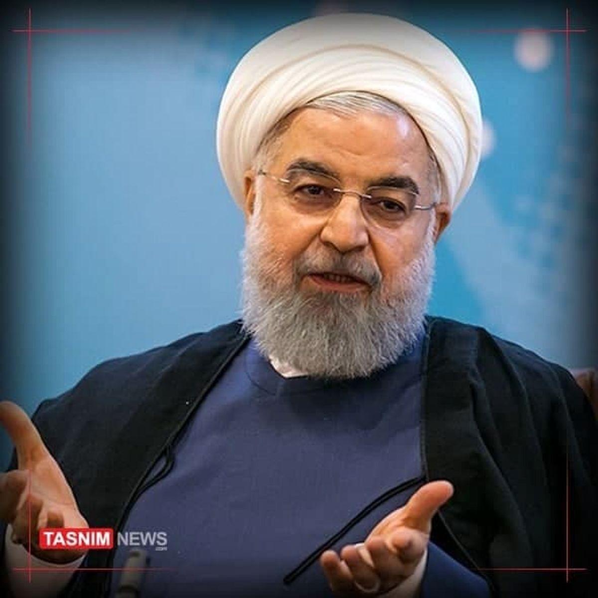 روحانی: در انتخابات ۱۴۰۰ سلامت جامعه تضمین شود