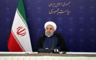 روحانی: سال ۹۹ یکی از سختترین سالهای تاریخ ایران بود