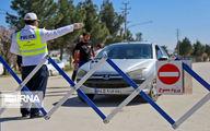 پلیس: محدودیت ها از خروجی شهر دماوند اعمال می شود