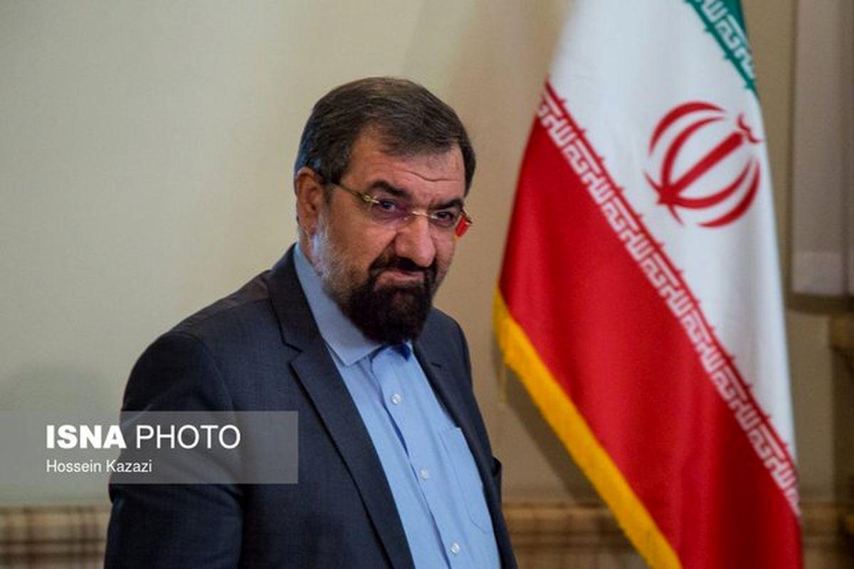 محسن رضایی: بایدن همه تحریمهای ایران را یکجا بردارد