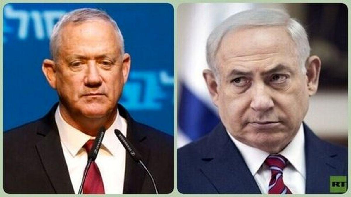 اقدام تازه گانتس نتانیاهو را عصبانی کرد