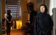 بازگشت آتنه فقیه نصیری به سینما با گریم متفاوت +عکس