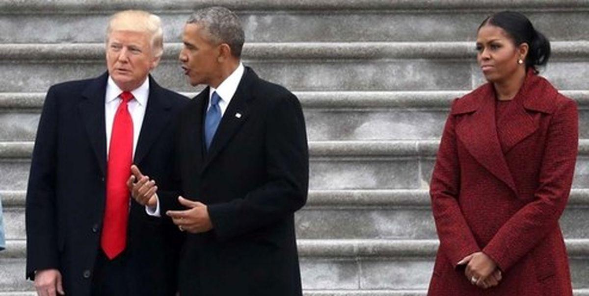 روایت اوباما از دلیل رأی دادن ۷۳ میلیون نفر به ترامپ