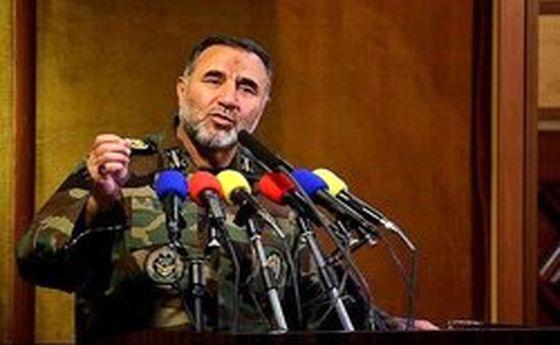 سه اصل مهم در نیروی زمینی ارتش از زبان امیر حیدری