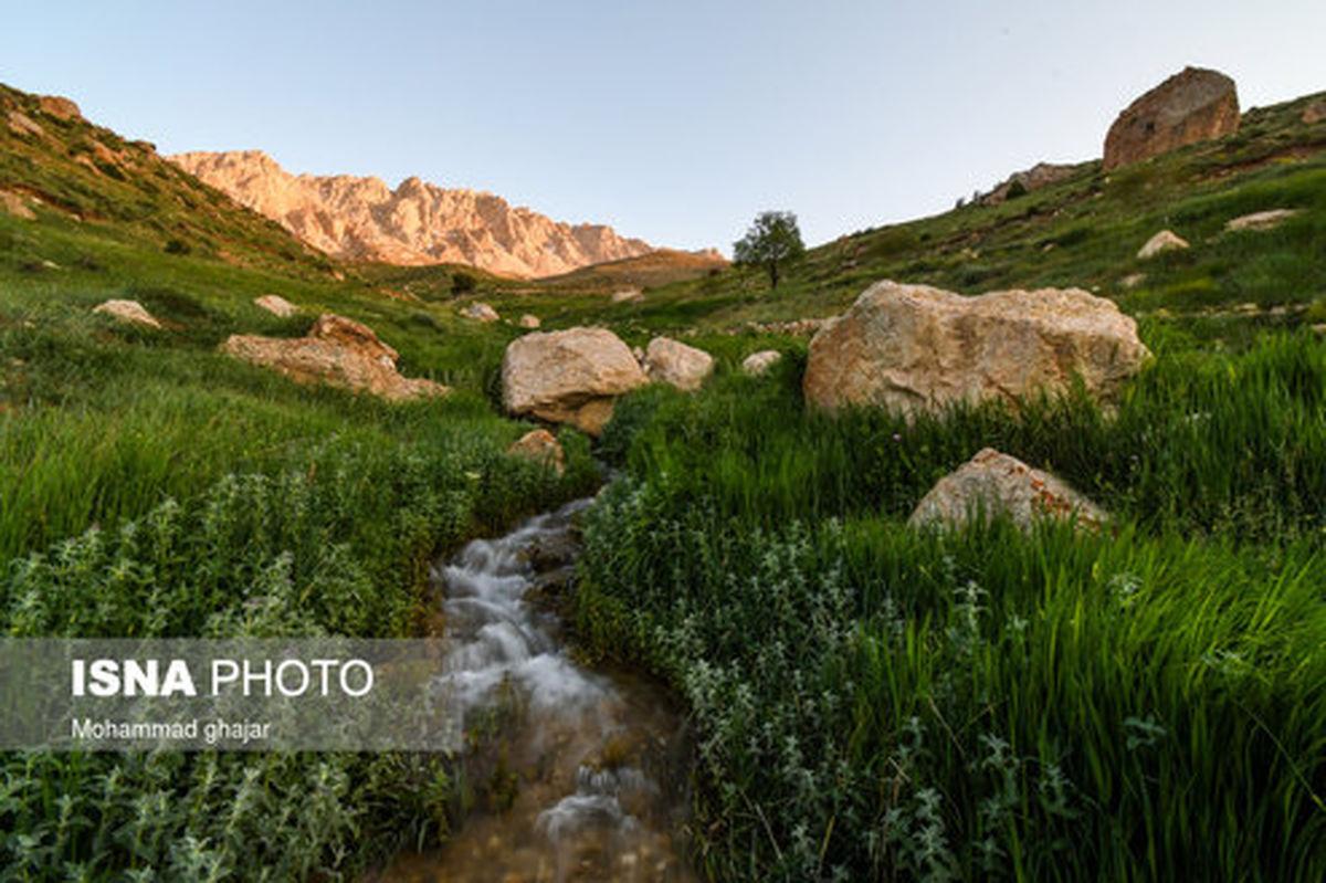 ایران زیباست؛ ارتفاعات شاهکوه