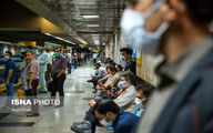 افزایش ۱۰ درصدی مسافران مترو در اولین روز مدرسه