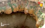 خطرناکترین سلفی دنیا را یک یمنی گرفت! +فیلم