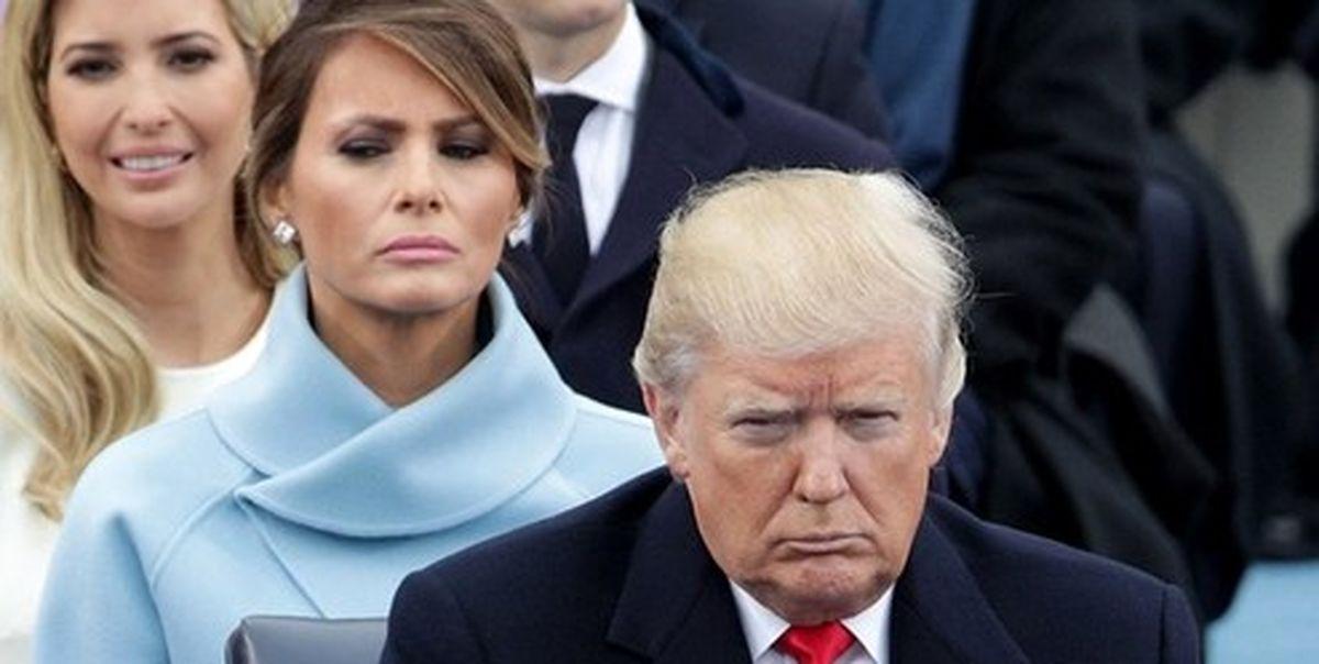 «ملانیا ترامپ» آماده طلاق از «دونالد ترامپ» میشود