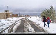 هشدار برف، باران و یخبندان در ۲۹ استان تا دوشنبه