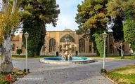تصاویر: تالار اشرف در اصفهان