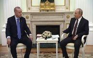 «اردوغان» و «پوتین» با یکدیگر دیدار کردند
