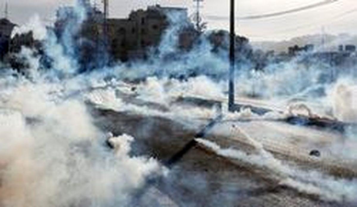 استفاده صهیونیستها از گاز سمی علیه فلسطینیها