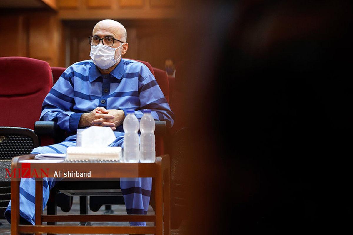 تصاویر: دهمین جلسه رسیدگی به اتهامات اکبر طبری