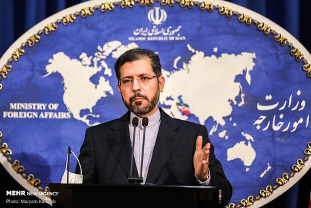 پاسخ خطیبزاده درباره سفر هیئت سیاسی طالبان