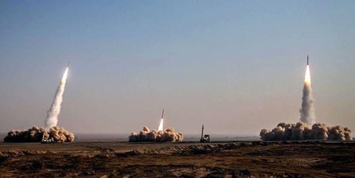پیام رزمایش گسترده موشکی ایران برای آمریکا و اسرائیل