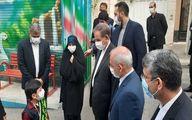 بازدید جهانگیری از روند بازگشایی مدارس در تهران