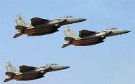 حملات هوایی جنگندههای سعودی به «صنعاء»