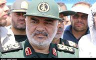 سرلشکر سلامی: امنیت در مراسم اربعین برقرار است