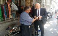 خرید سفیر آلمان از یک کفاش تهرانی! +عکس