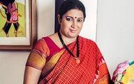 وزیر زن هندی «ایرانی» است +عکس