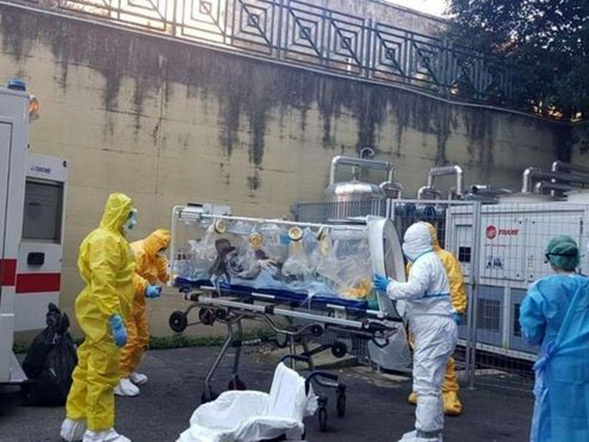 جان باختن ۱۰۰ پزشک در ایتالیا بر اثر ابتلا به ویروس کرونا
