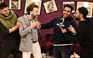 بازیگر ترکیهای مهمان پوریا پورسرخ در «شام ایرانی» +عکس