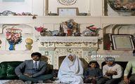 یلدای خانواده ایرانی در سال ۵۴ +عکس