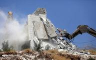 تصاویر: تخریب خانههای فلسطینیان