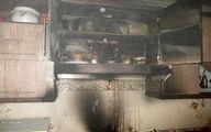 انفجار منزل مسکونی در نسیم شهر