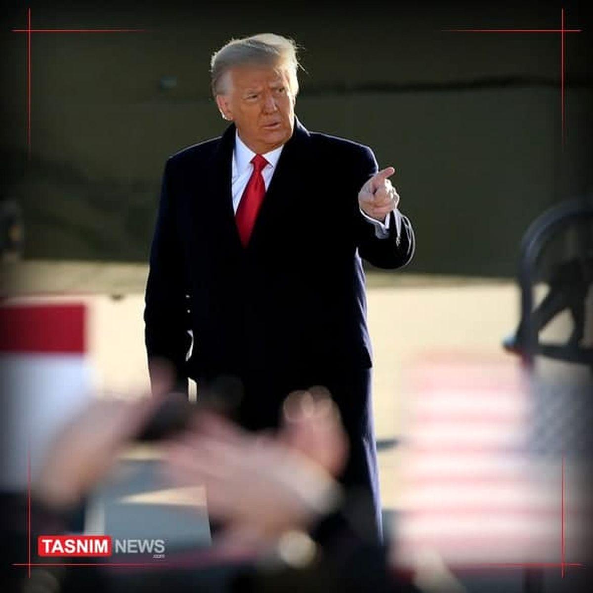 ترامپ: دموکراتها رویکرد منفعلانه در برابر ایران دارند