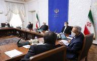 نشست اقتصادی دولت با حضور روحانی