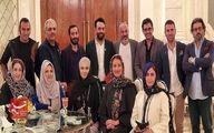 تصویری از جشن حافظ که جنجالساز شد