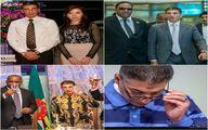 عکس: جعبه سیاه پرونده بابک زنجانی قبل و بعد از دستگیری!