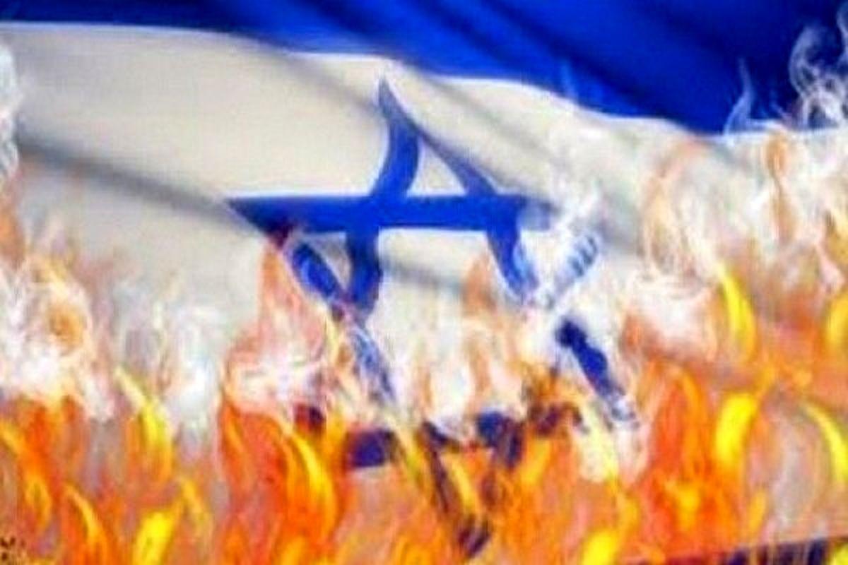 تجمع ضد عادی سازی روابط با اسرائیل در بغداد