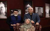 ماجرای جالب ازدواج بازیگر «ستایش» در دورهمی +عکس