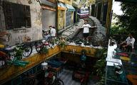 تصاویر: کافهای عجیب و غریب و گران قیمت در ویتنام
