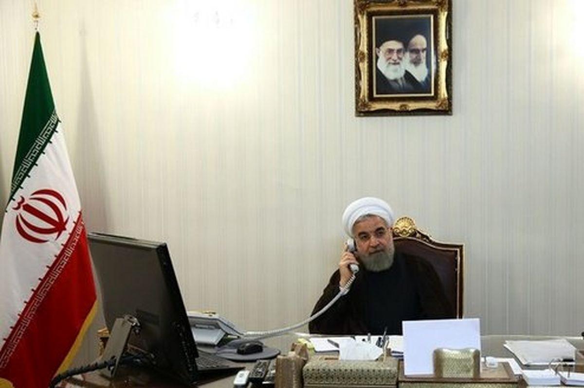 روحانی:تحریمهای آمریکا علیه ایران نقض مقررات بهداشت جهانی است