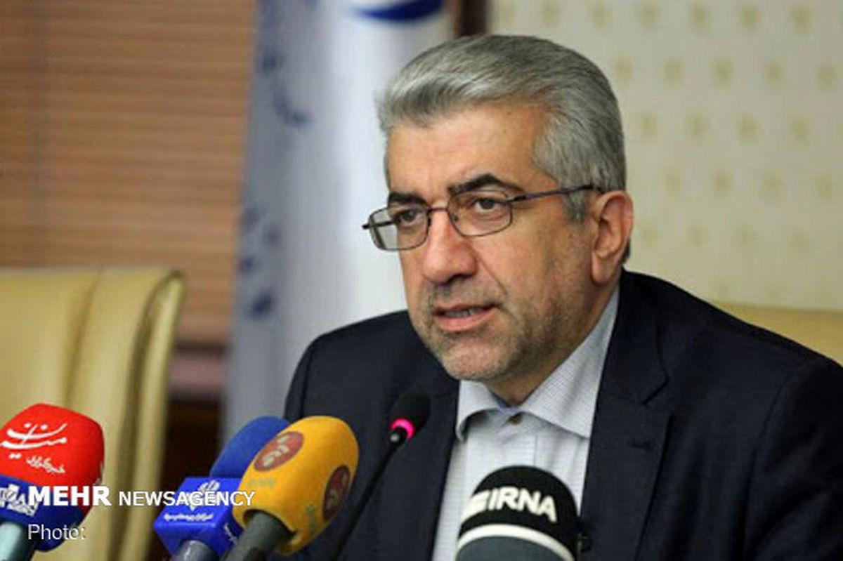 هشدار وزیر نیرو درباره مصرف گاز