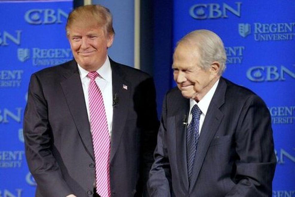پیشگویی عجیب مبلغ مذهبی آمریکا درباره نتیجه انتخابات