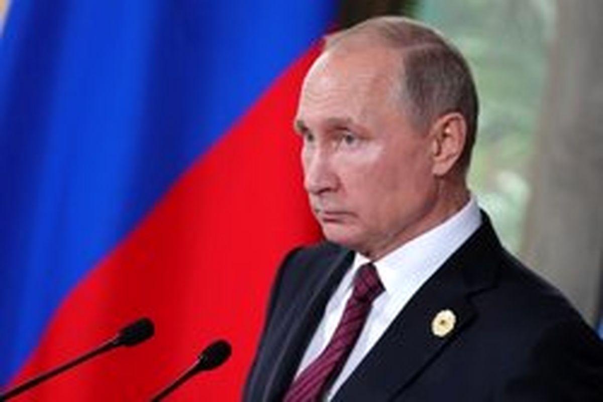 پوتین اوکراین را تحریم کرد