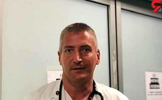کار کثیف پزشک بی رحم با بیماران کرونایی +عکس